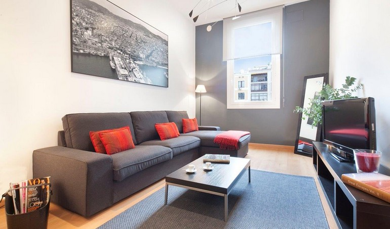 monthly rental apartments barcelona